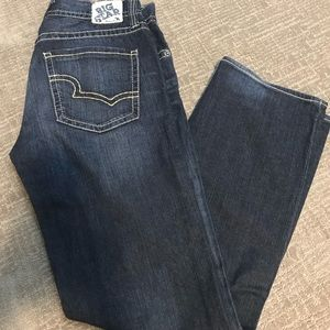 Big Star Union Straight Leg Jeans